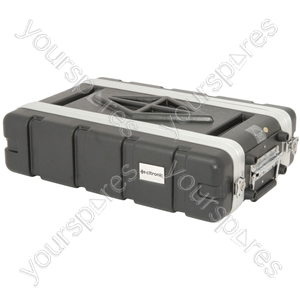 """ABS 19"""" Shallow Rack Cases - - 2U - ABS2US"""