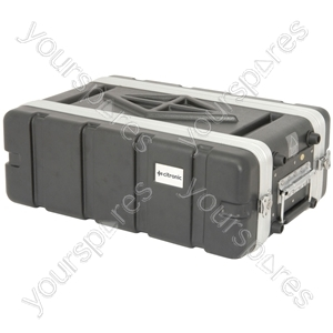 """ABS 19"""" Shallow Rack Cases - - 3U - ABS3US"""
