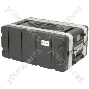 """ABS 19"""" Shallow Rack Cases - - 4U - ABS4US"""