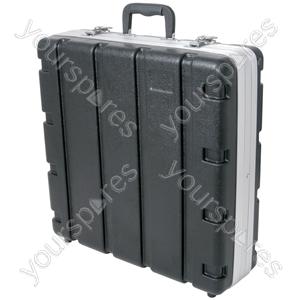 """10U ABS 19"""" Tilt-up Mixer Case - ABS:MIX"""