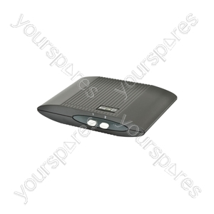 HDMI Manual Switching Boxes - Box, 2 Inputs : 1 Output - HD21