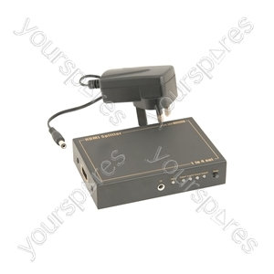 HDMI Splitters - 1 x 4 - HD14