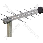 20 Element Mini Compact Digital Log Aerial - E/ment