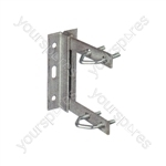 Wall Bracket Kit - 6x6 + V Bolt