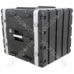 "ABS 19"" Equipment Rack Cases - - 10U - ABS:10U"