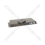 4x2 HDMI 4K Matrix Switch - Distribution - HD42
