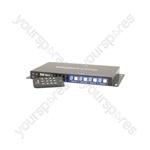 2x4 HDMI Matrix Switch - 2:4 Distribution - HD24