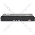 4K HDMI Splitter - 1x2 - HDS12