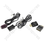 Dual Band IR Over HDMI Extender Kit