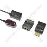 Dual Band IR Over HDMI Extender Kit