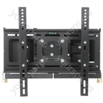 "Full Motion Wall Bracket for LCD/Plasma Screens 23"" - 42"" - Premium TV 23"" - PRC400"