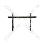 "Slimline Fixed TV Wall Bracket - Low profile VESA 400x300 23"" - 42"" - SM401"