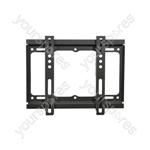 """Fixed TV Wall Bracket - Standard TV/monitor VESA 200x200 17"""" - 42"""" - SF201"""