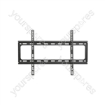 """Fixed TV Wall Bracket - Standard TV/monitor VESA 600x400 32"""" - 65"""" - SF601"""