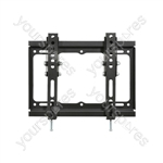 "Tilt TV Wall Bracket - Standard TV/monitor tilted VESA 200x200 17"" - 42"" - ST201"