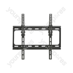 "Tilt TV Wall Bracket - Standard TV/monitor tilted VESA 400x400 26"" - 50"" - ST401"