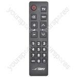 Universal Simple TV Remote Control
