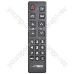 Universal Simple TV Remote Control