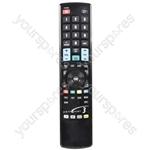 Universal 3 Device Remote Control