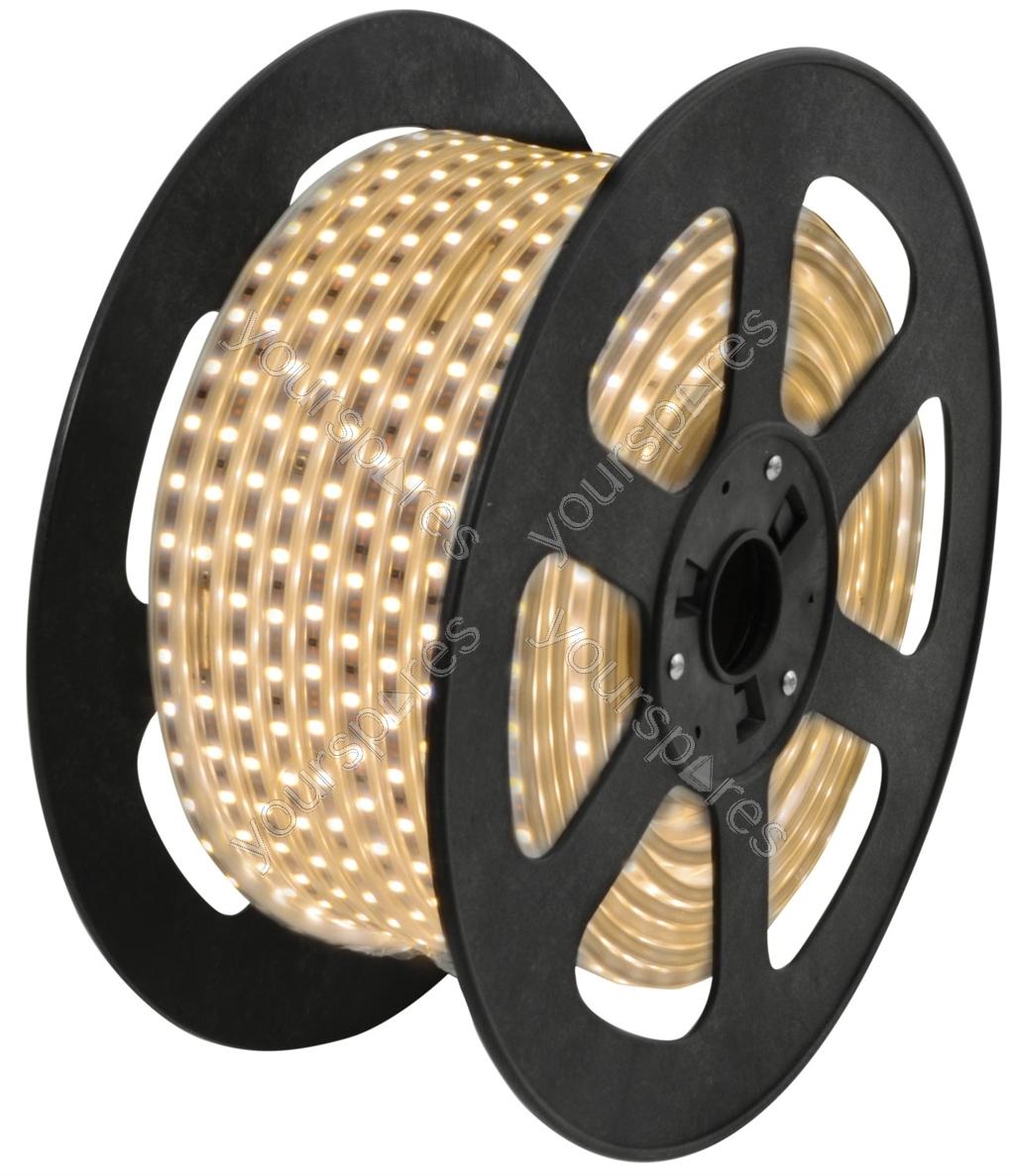 230v led strip reel smd5730 50m led5730 warm white. Black Bedroom Furniture Sets. Home Design Ideas