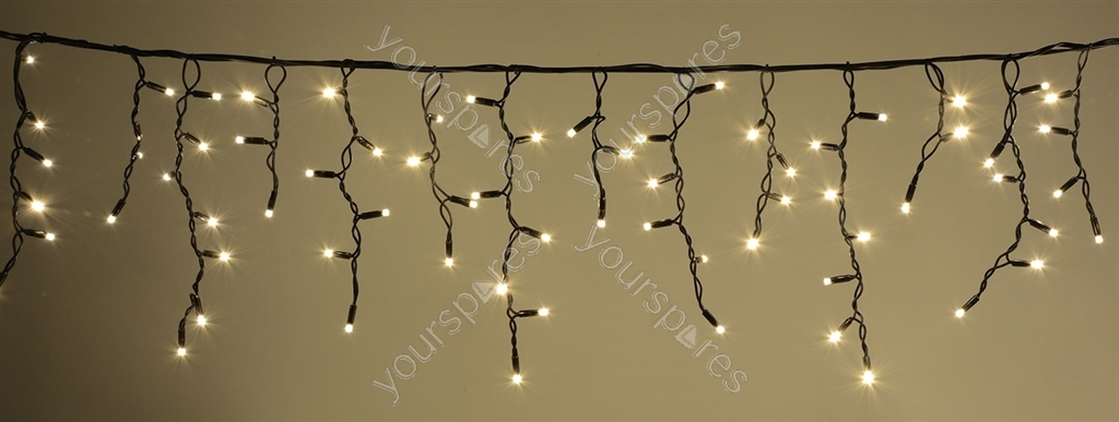 Qtx Heavy Duty Led String Lights : Heavy Duty LED Icicle String Lights - WW 155.431UK by Lyyt