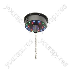 Battery Operated LED Mirror Ball Motor - MBM-101