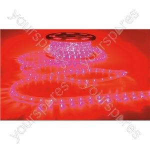 LED Rope Light - 50m - Light, Red