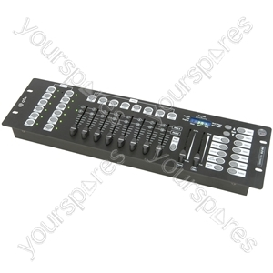 192 Channel DMX Controller - DM-X10