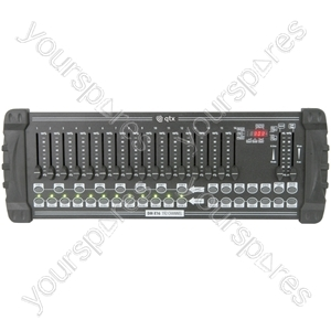 192 Channel DMX Controller - DM-X16