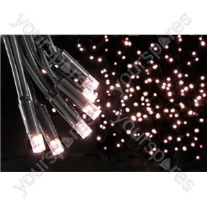 Heavy Duty LED String Lights - 180 static - Warm White