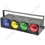 4 Channel Light Effect - (UK version) 4-channel effect, sound to light