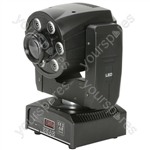 2-in-1 LED Moving Head with Gobo and Wash - G30-W6 & Effect