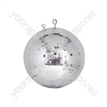 Professional Mirror Balls - 7mm x 7mm tiles - 30cmØ - PMB-30