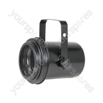 Par36 Spot Light 30W - (UK version) light, black