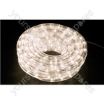 LED Rope Light - 50m - light, warm white (2800-3300K) - RL50MWW