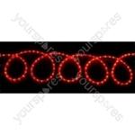 (UK version) LED Rope light set - 10m, Multicolour
