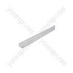 Plastic Strip for Rope Light - 2m