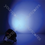 High Power 6 x COB LED Plastic PAR Can - PAR184 RGBW 4-in-1 - PLCOB-6Q