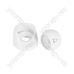 Wireless LED Motion Sensor Light - White - MOTION-SW