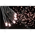 Heavy Duty LED String Lights with Controlller - 90 outdoor - Warm white