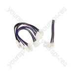 Flexible Links for LED Tape - DIY RGB - Pack of 5 - RGB10-F