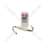 RF RGBW LED Tape Controllers - Master 433MHz - RFQ5