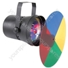 Par36 Spot Light with Colour Wheel - (UK version) - P-36CW