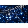 Heavy Duty LED String Lights - 90 static - Blue