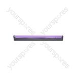 Black Light Tube Holders - (UK version) box, ultra violet, T8, 1200mm, 40W - BL1200