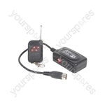 Wireless Remote Control for Fog/Haze Machines - Smoke/Haze - WR1