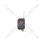Wireless Remote Control for Fog/Haze Machines - WR1 Transmitter