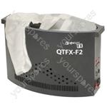 Multi-colour Flame Effect - QTFX-F2