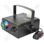 Fog Machine with Mini LED Fireball - QTFX-450