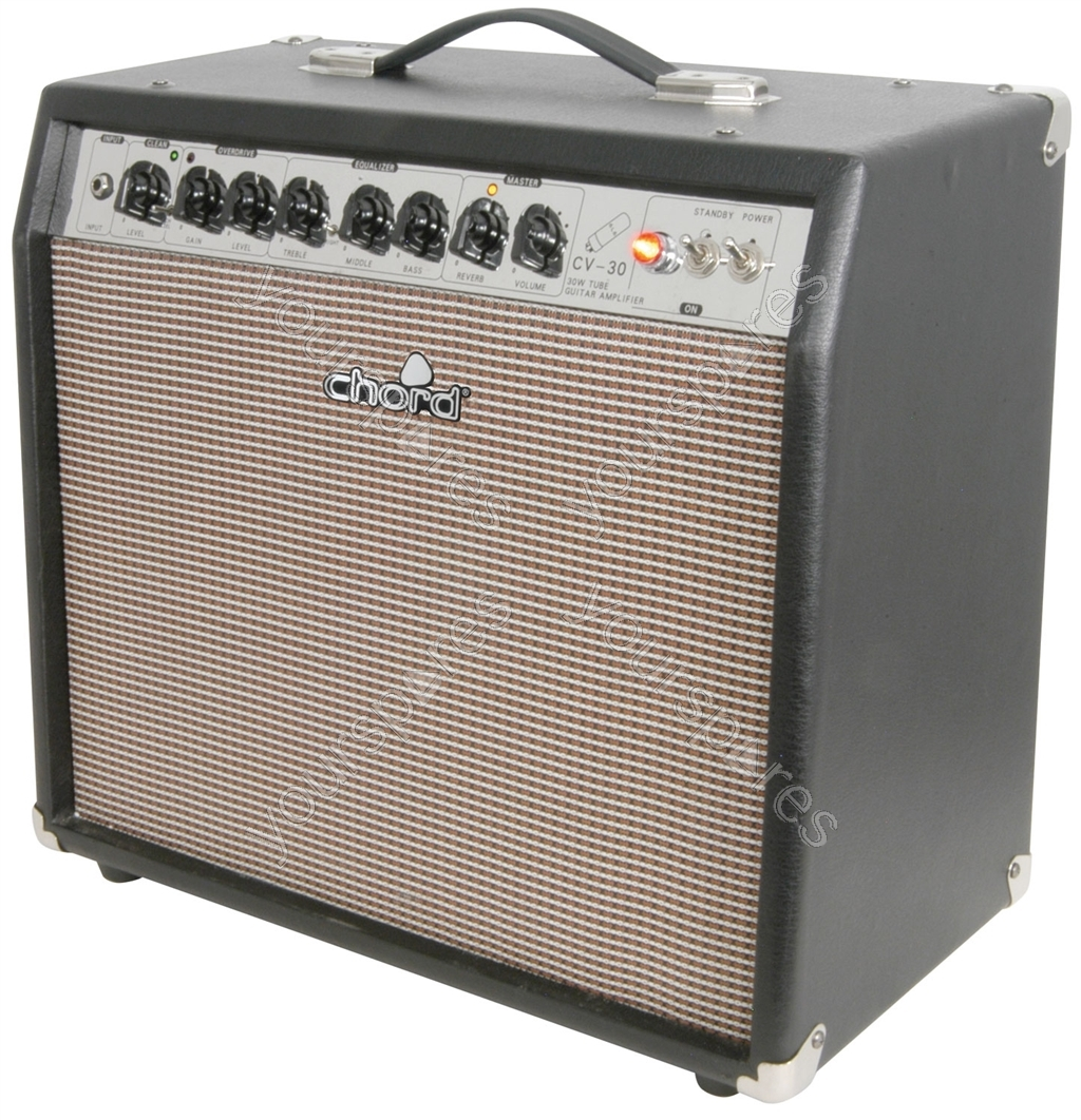 Cv 30 Valve Guitar Amplifier 3 173 047uk By Chord